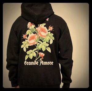 Divided - Grande Amore Rose Hoodie BRAND NEW!